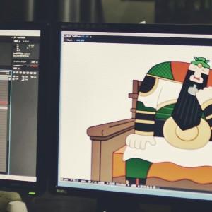 シエマ映像制作編集風景プロモーションビデオ