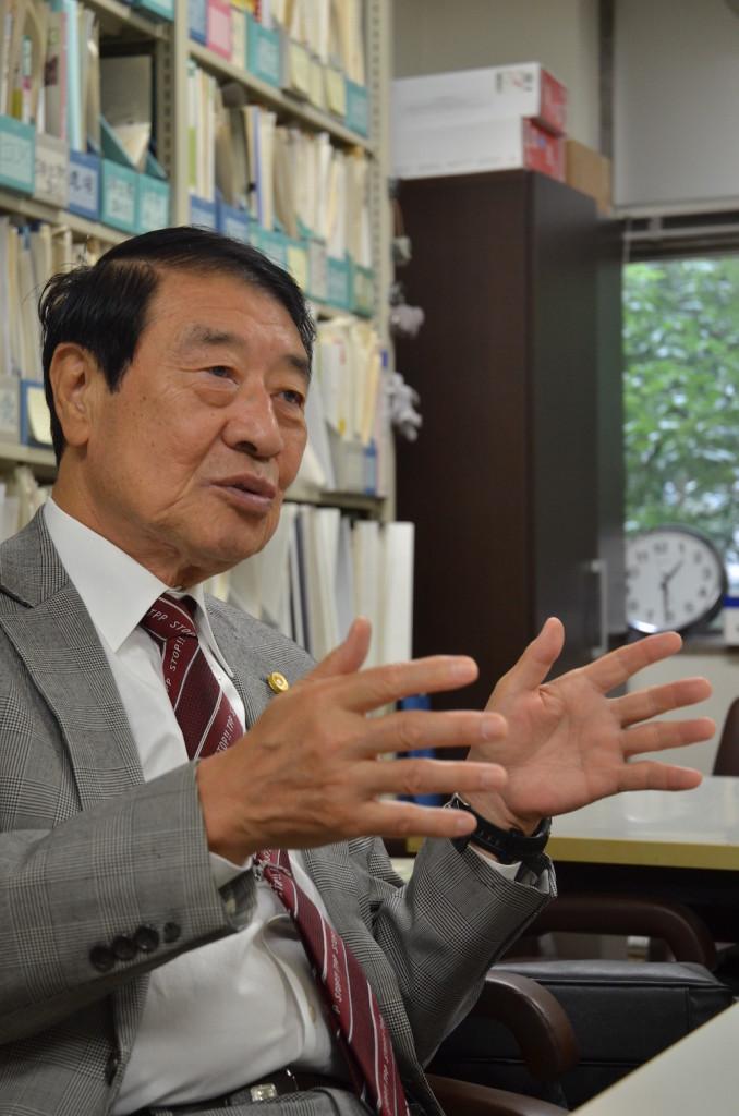 山田さんプロフィール